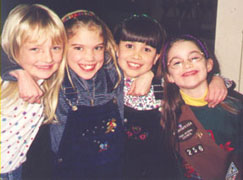 Samantha and The Girl Scouts
